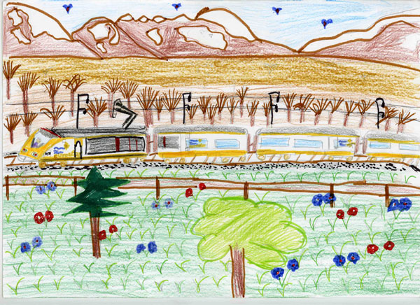 Dibuja tu cine concurso de dibujos infantiles  CinemaNet