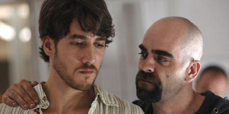Fotograma de la película Celda 211