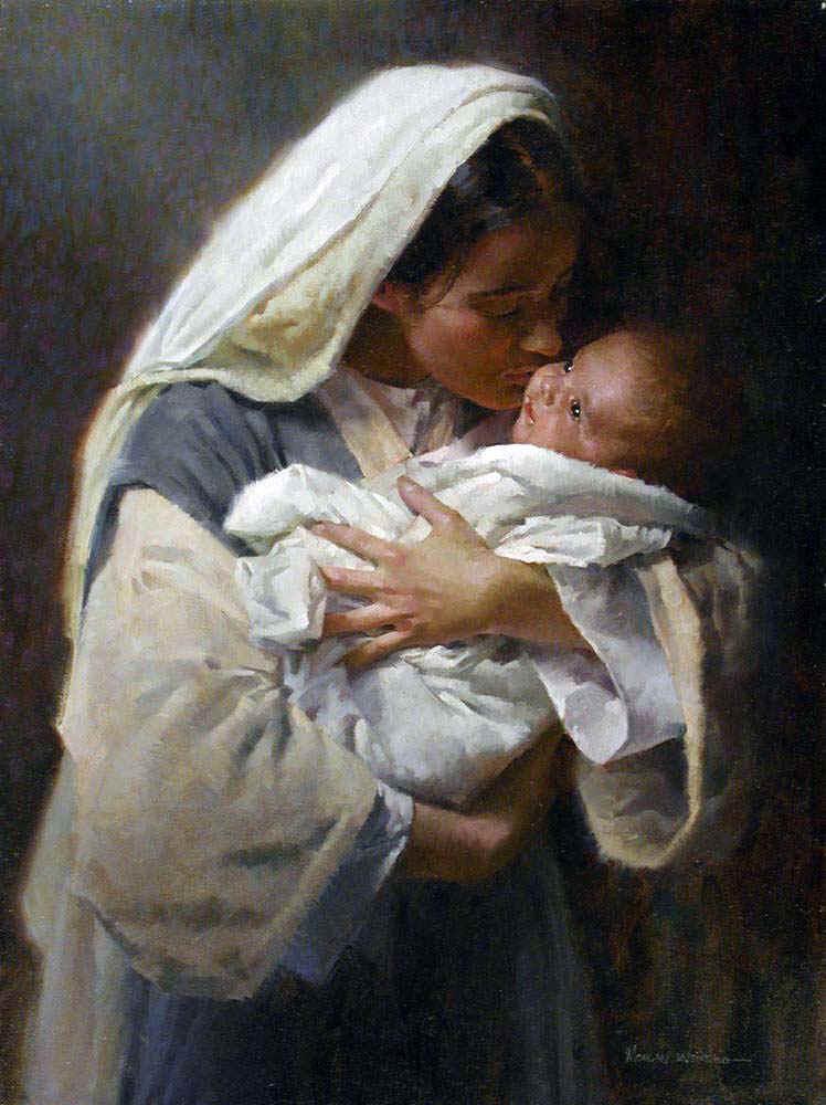 Besando la cara de Dios, Morgan Weistling