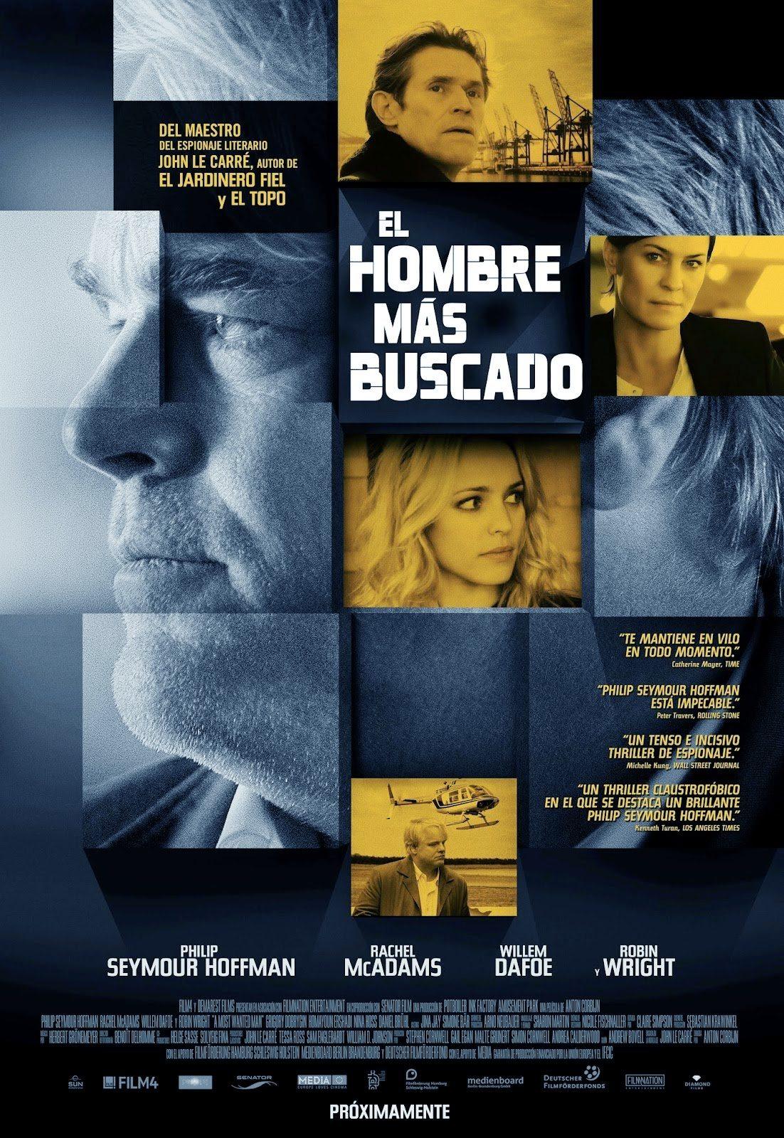 El hombre más buscado | Cinemanet