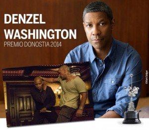 Cinemanet | Premio Donostia 2014 | denzel washington