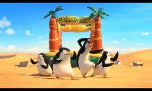 Cinemanet   Los pingüinos de Madagascar