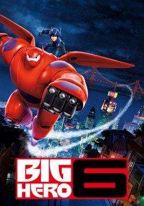 Cinemanet | Big Hero 6 póster