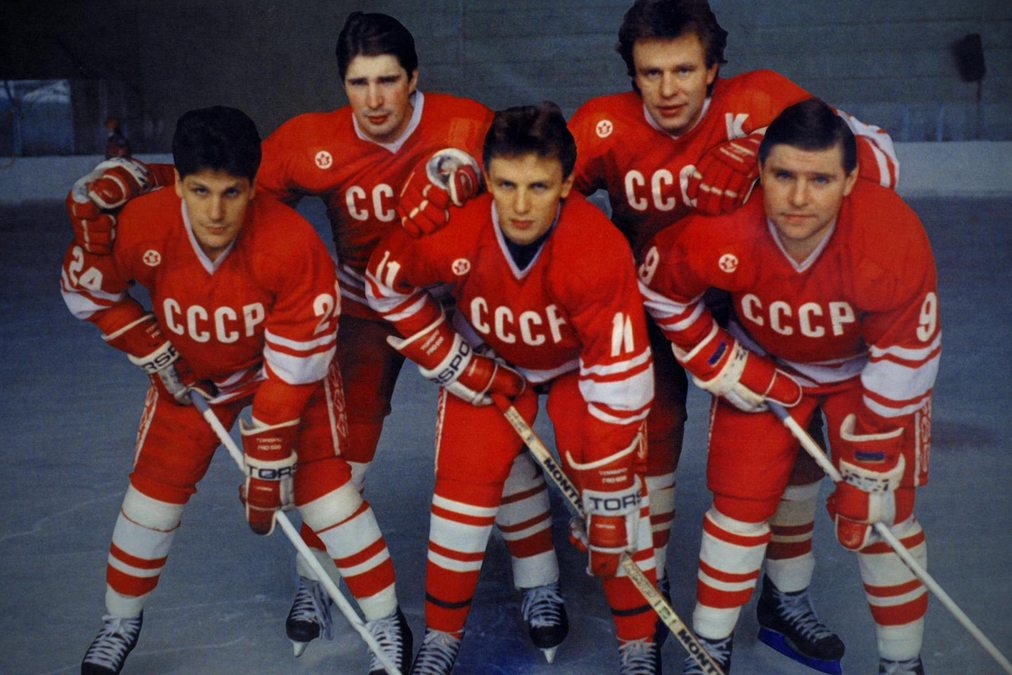 Cinemanet | Russian Five