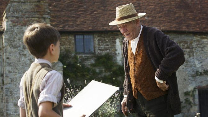 CinemaNet | Mr. Holmes