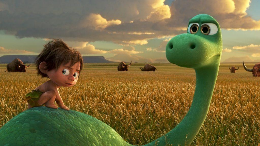 cinemanet - El viaje de Arlo