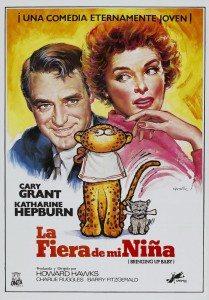 Cinemanet La Fiera de mi Niña Cary Grant Katharine Hepburn