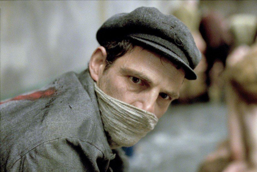 CinemaNet - Hijo de Saul Auschwitz