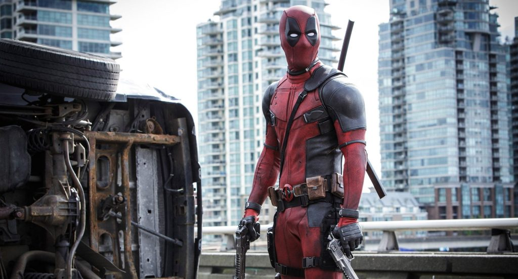 CinemaNet Deadpool Ryan Reynolds