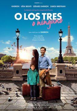 CinemaNet O los tres o ninguno Kheiron Francia Irán