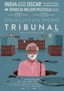CinemaNet Tribunal India Chaitanya Tamhane