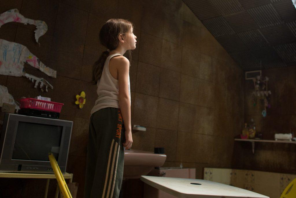 CinemaNet Habitación Room Brie Larson