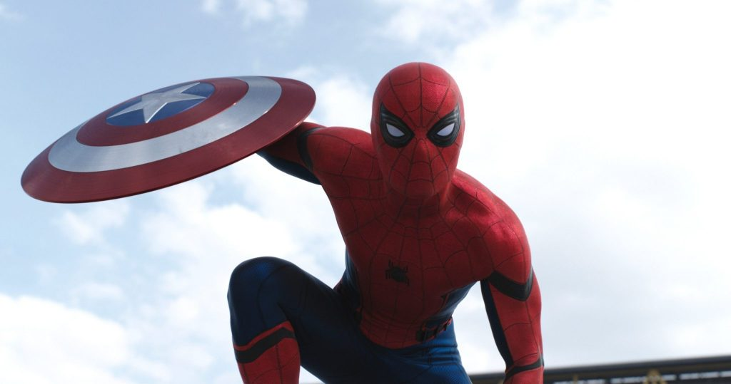 Capitán América Civil War Spiderman crítica CinemaNet