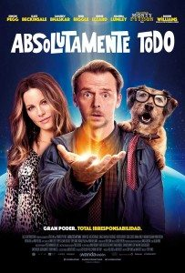 CinemaNet Absolutamente Todo Simon Pegg Monty Python Kate Beckinsale