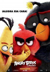 CinemaNet | Cartel Angry Birds