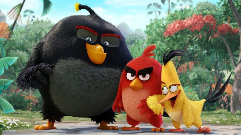 CinemaNet | Angry Birds