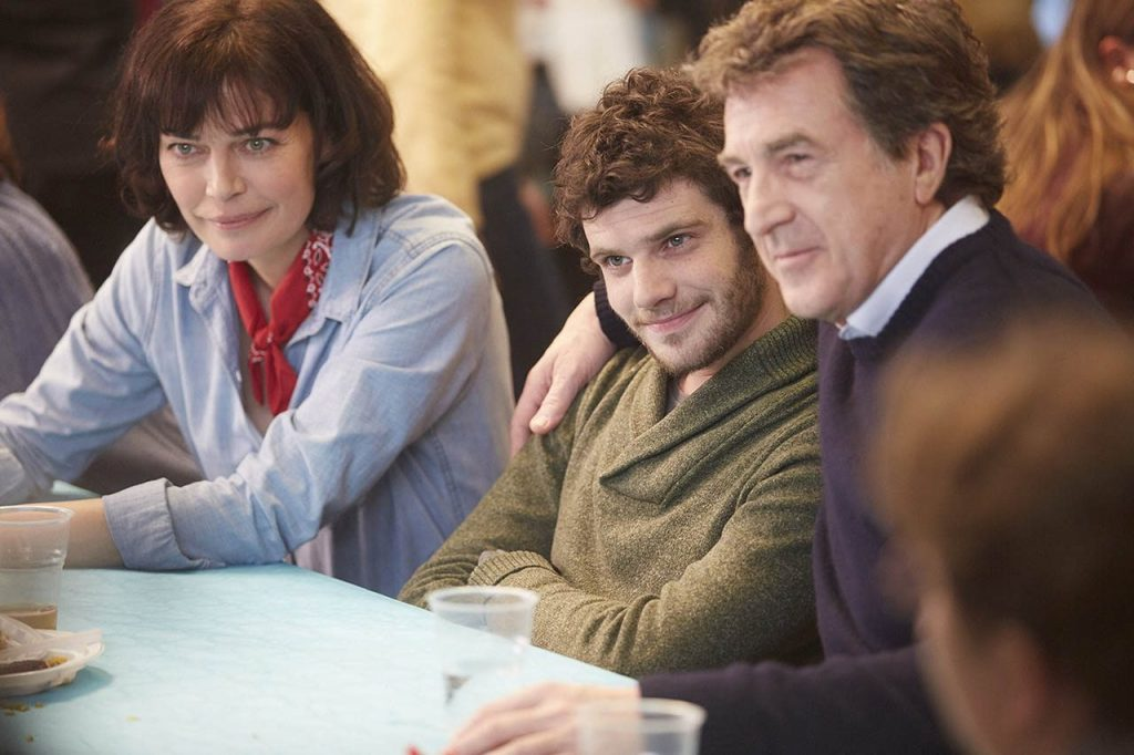 Un doctor en la campiña François Cluzet Thomas Lilti Marianne Denicourt CinemaNet