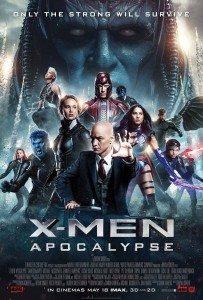 CinemaNet X-Men Apocalipsis Bryan Singer Jennifer Lawrence Michael Fassbender