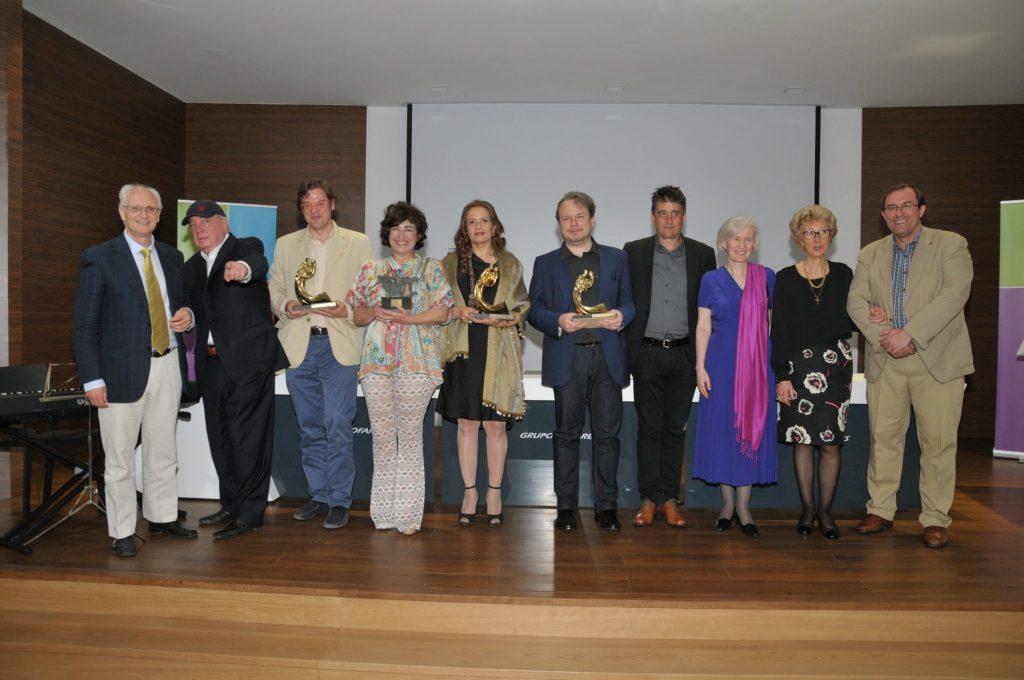Gala Madrid premios Personaje Qué Bello es vivir CinemaNet