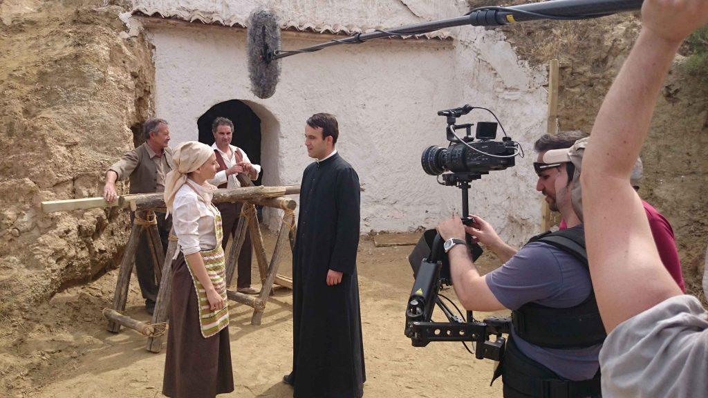 Poveda película oscar catolicos mirabile dictum