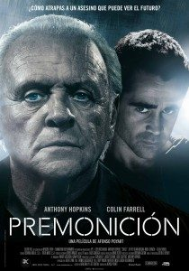 CinemaNet Premonicion Anthony Hopkins Colin Farrell