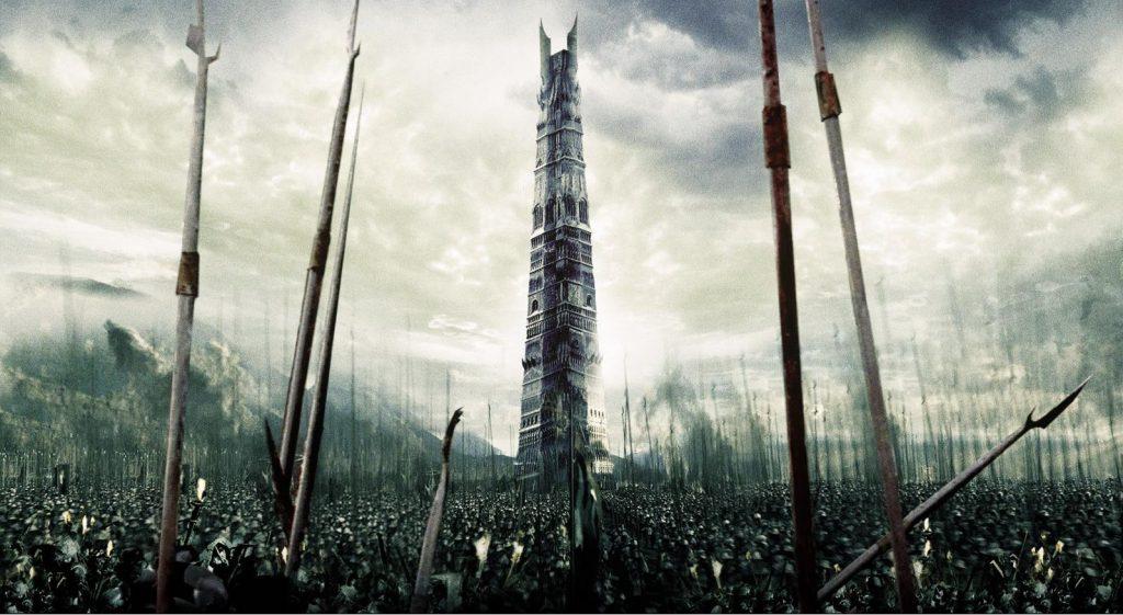 CinemaNet rascacielos King Kong Isengard Titanic Blade runner