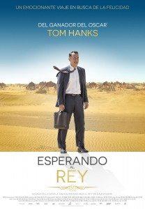 CinemaNet Tom Hanks Esperando al rey
