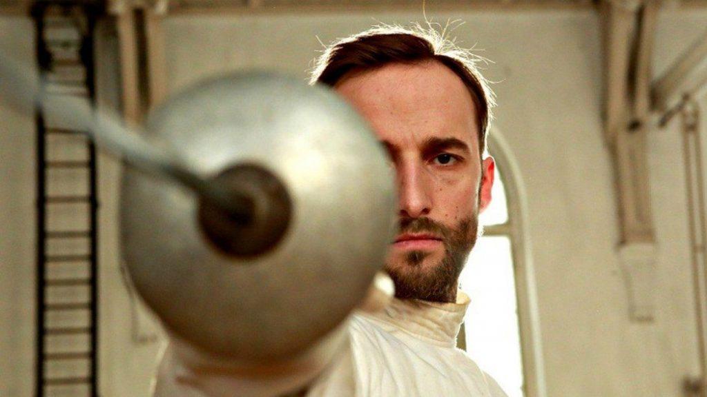 CinemaNet La clase de esgrima the fencer