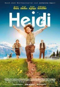 CinemaNet Heidi cine familiar