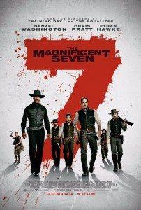 CinemaNet Los siete magníficos Chris Pratt Denzel Washington