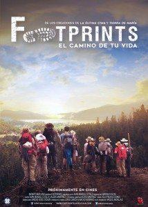 CinemaNet Footprints camino vida Santiago Cotelo Infinito mas uno