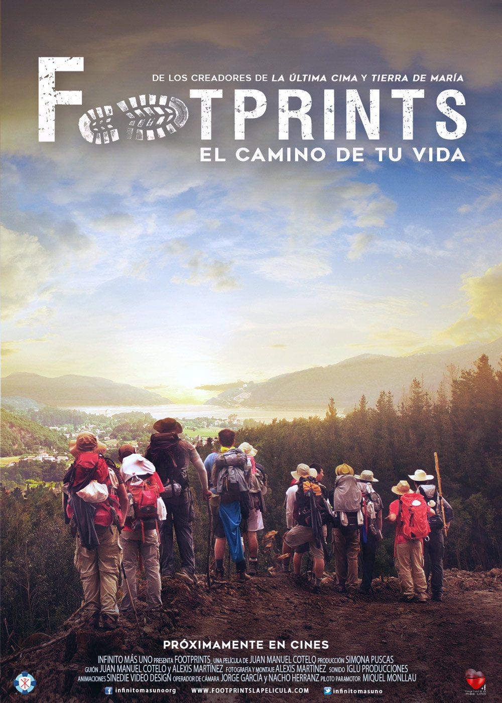 Footprints. El camino de tu vida