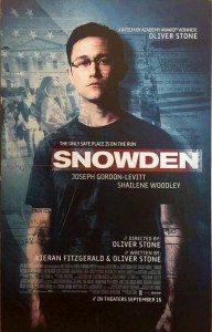 CinemaNet Oliver Stone Snowden Joseph Gordon Levitt