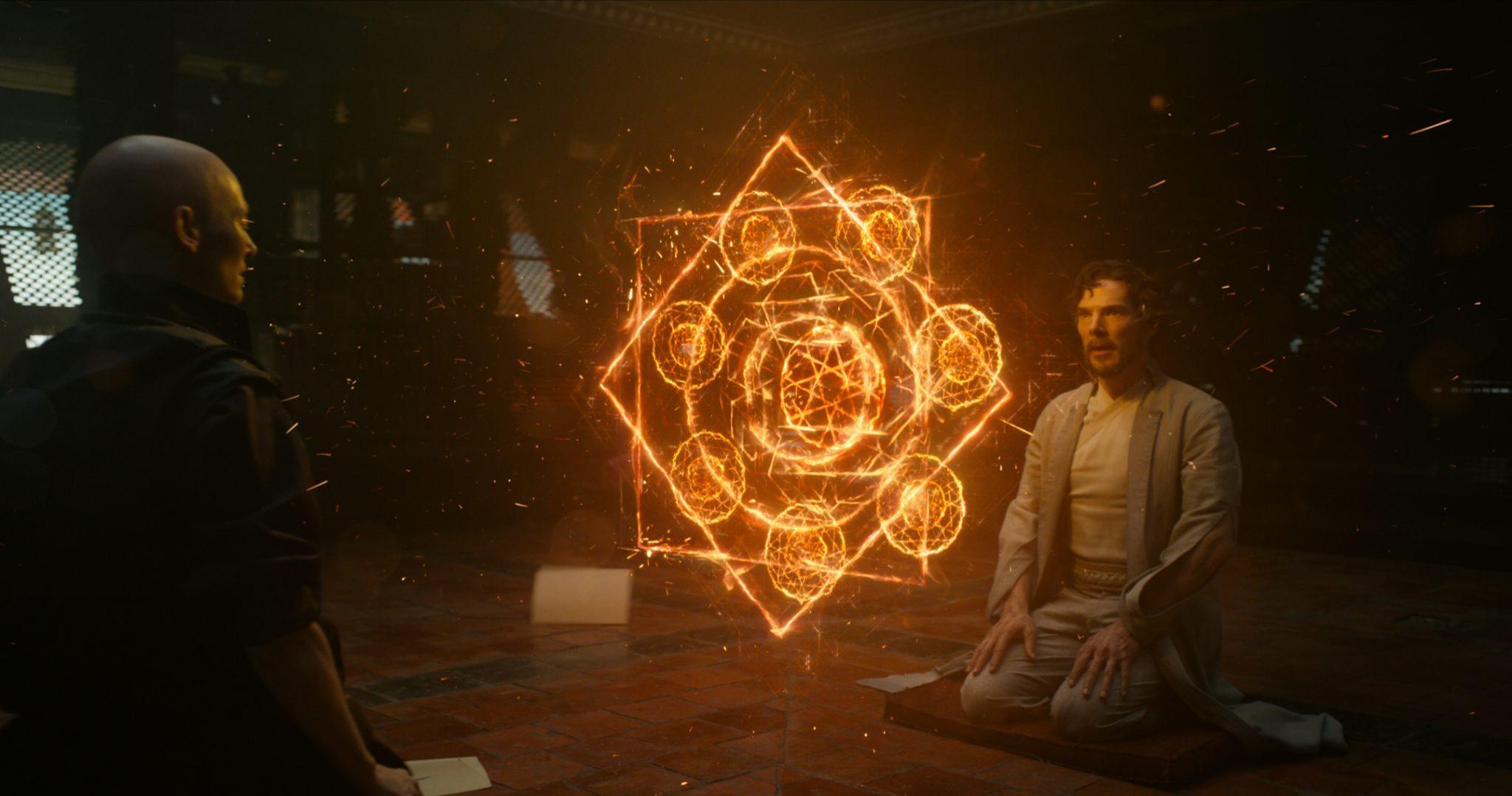 CinemaNet Doctor Strange Benedict Cumberbatch Extraño Marvel