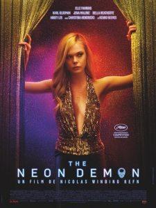 The Neon Demon Elle Faning Nicolas Winding Refn