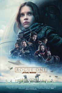 CinemaNet Rogue One Star Wars Felicity Jones