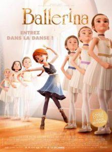 CinemaNet Ballerina animación valores