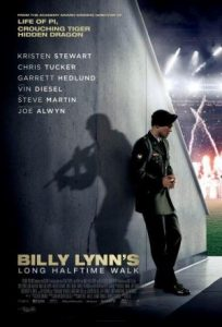 CinemaNet Billy Lynn Ang Lee