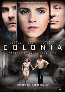 Cartel español de Colonia - CinemaNet