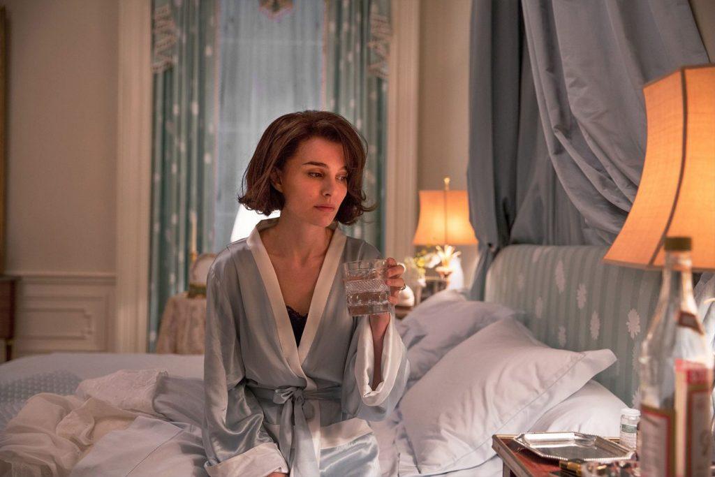 CinemaNet Jackie Kennedy Natalie Portman