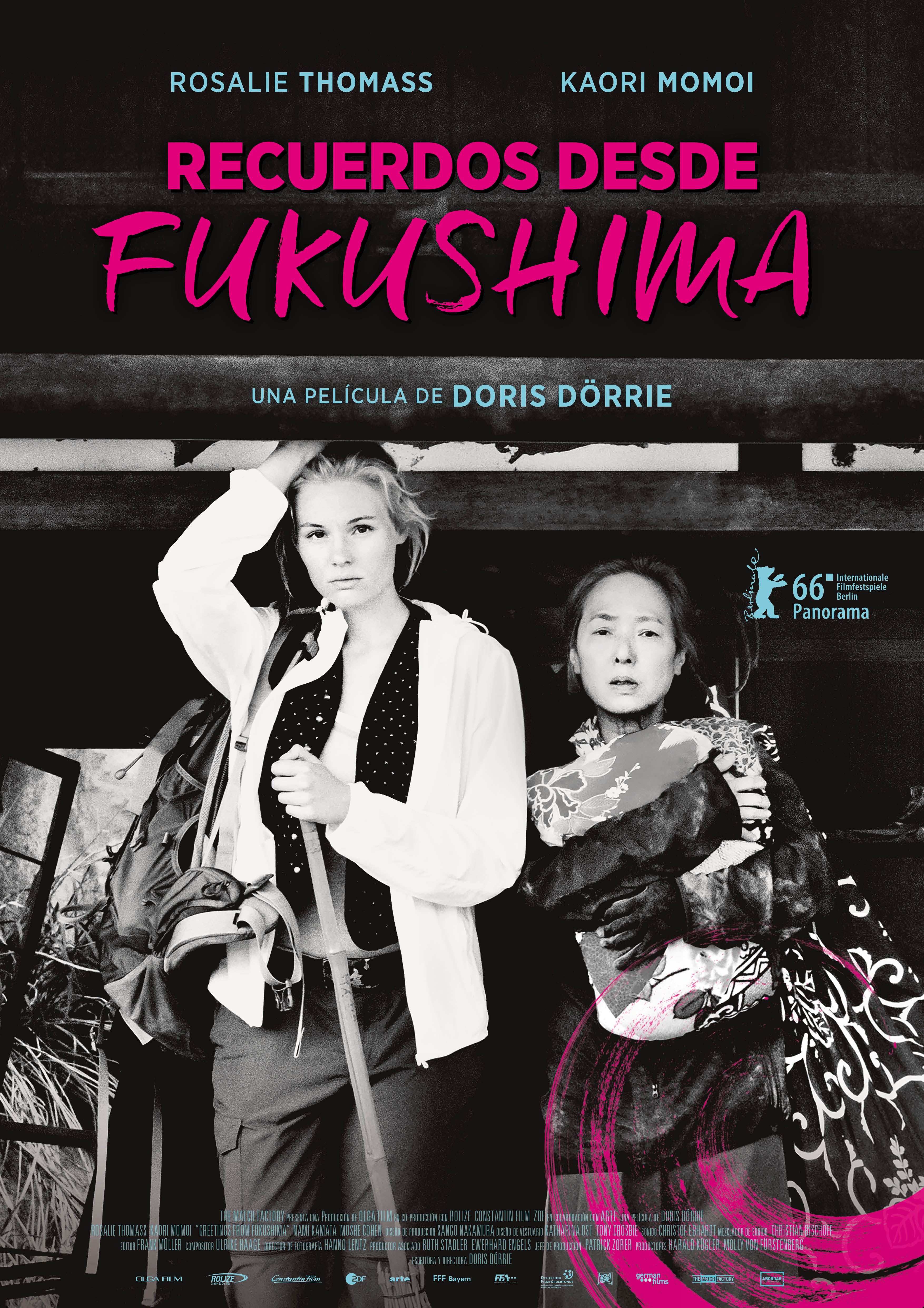 Recuerdos desde Fukushima