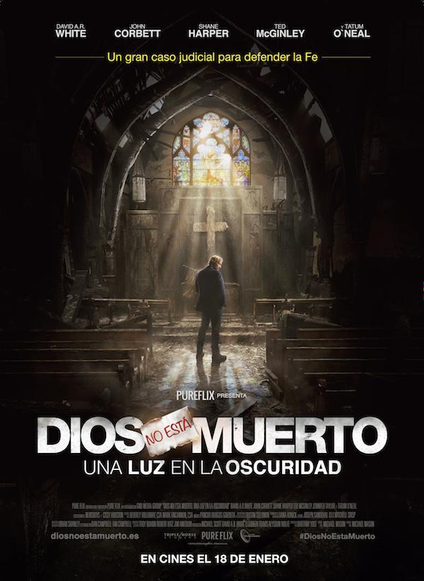 Dios no está muerto. Una luz en la oscuridad