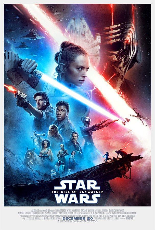 Star Wars IX. El ascenso de Skywalker